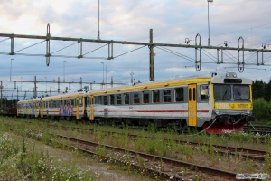 Y1 1296, Y1 1353 og Y1 1315. Nässjö 13.06.2014.