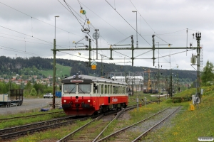 IBAB Y1 1342 som RST 89425. Östersund 12.06.2017.