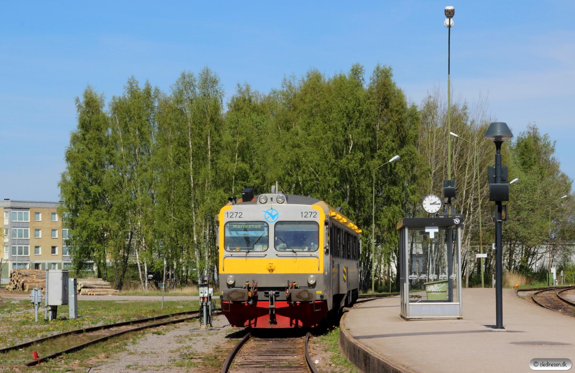 VTA Y1 1272. Mariestad 08.05.2016.