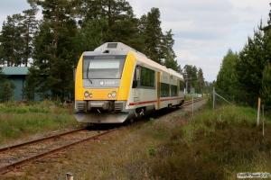 Y31 1404 som RST 8503. Månsarp - Vaggeryd 08.06.2012.