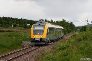 Y31 1414 som RST 8952. Ingmår - Sunne 05.06.2012.