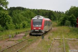 Y31 1423 som RST 8650. Överum 07.06.2012.