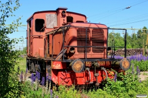 SJ Z6 354. Mellerud 06.06.2014.