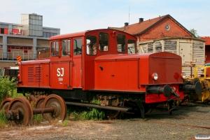 SJ Z43 200. Nässjö 08.06.2012.