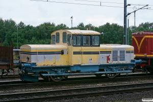SJ Z49 113. Nässjö 12.09.2010.