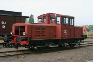 SJ Z49 126. Kristianstad 11.09.2010.