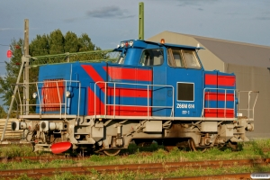 ISS TraffiCare AB Z66M 614. Norrköping 29.08.2011.