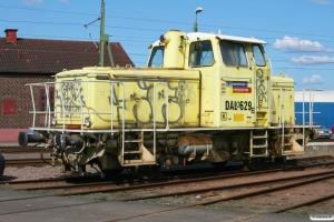 BV DAL 0629B (ex. Z67 629). Sävenäs Lokstation 17.04.2009.