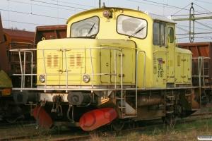 BV DAL 3197C (ex. Z67 638). Åstorp 13.04.2009.