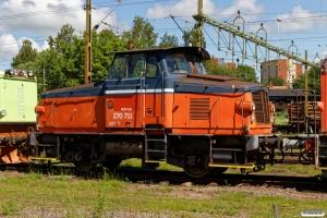 NRFAB Z70 711. Kristinehamn 17.06.2017.