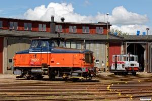 TÅGAB Z70 712 og Z 210. Kristinehamn 17.06.2017.