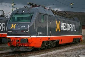 HCTOR 141.002. Hallsberg 05.06.2012.