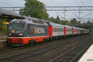 HCTOR 141.003 med RST 7142. Nässjö 12.09.2010.