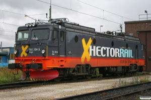 HCTOR 161.104. Hallsberg 26.08.2009.