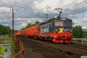 HCTOR 161.106 med GT 41663. Karlstad 05.06.2012.