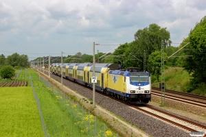 MET 146-08 med ME 82111. Radbruch - Bardowick 10.05.2014.