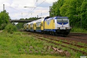 MET 146 533-5 med MEr 36515. Radbruch 16.05.2009.