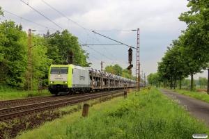 ITL 185-CL 005. Dörverden - Eystrup 08.05.2014.