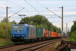TXL 185 513-9. Hamburg-Moorburg 28.08.2012.