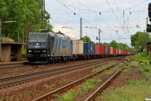 OHE 185 546-9. Radbruch 16.05.2009.