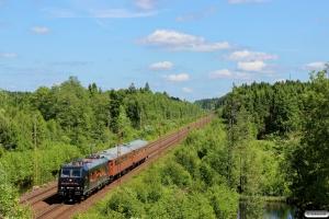 RUSH 185 413-3 med TJT 69205. Älmhult - Tunneby 08.06.2013.
