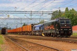 RUSH 185 414-1+T66 713 med GT 69209. Mora 12.06.2013.