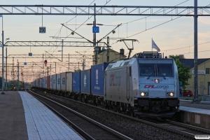 CFLS 119 001-5 med GT 49211. Falköping 11.06.2014.