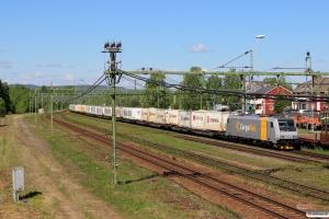 CN 185 706-0 med GT 41964. Långsele 14.06.2017.