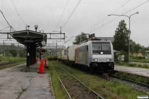 CN 185 711-0 med GT 41946/41916. Långsele 19.06.2018.