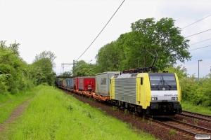 CTD E 189 203. Ahlten 09.05.2014.