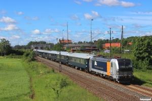 SkJb 193 921-4 med RST 7070. Falköping 12.06.2014.
