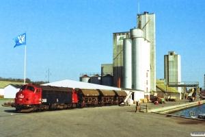 DSB MY 1108. Haderslev 26.03.1991.