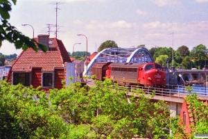 DSB MY 1104. Sønderborg 24.06.1992.