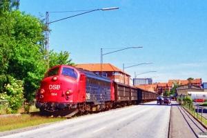 DSB MY 1154+14 Hbis. Næstved 02.07.1994.