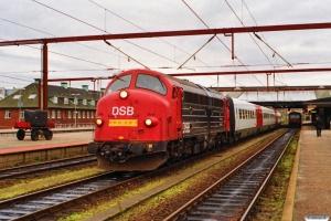 DSB 90 86 00-21 111-4+ER 15 som M 6101 Fa-Ar. Fredericia 02.11.1995.