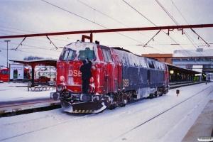 DSB MZ 1426. Odense 19.02.1996.