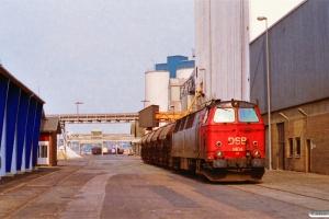 DSB MZ 1404+5 Tdgs. Kolding 13.05.1996.