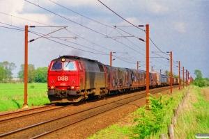 DSB MZ 1430 med G 7759 Gb-Fa. Km 23,1 Ng (Marslev-Odense) 04.06.1996.