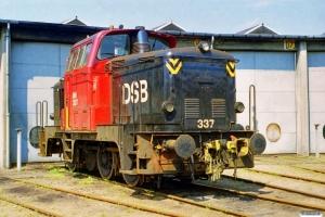 DSB MH 337. Odense 18.05.1997.