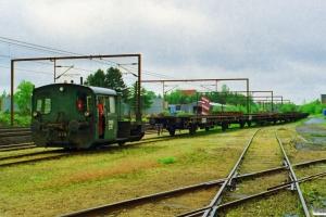DSB Køf 275. Odense 21.05.1997.