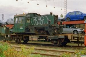 DSB Køf 265. Fredericia 21.09.2002.