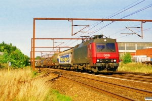 DSB EA 3014 med GD 40552 Gb-Pa. Odense 20.09.1997.