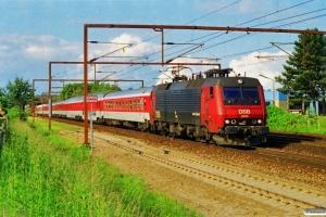 DSB EA 3009 med EN 1482 Pa-Kh. Odense 14.06.1998.