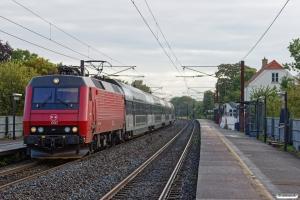 DSB EA 3007+B 7714+B 7759+Bk 7801+ABs 7909 som RØ 4325 Kh-Sg. Viby Sjælland