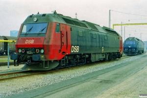 DSB ME 1525 og ME 1523. Århus 31.03.2002.