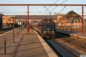 DSB ME 1529 med EN 483 Kh-Pa. Odense 26.06.2009.