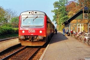 DSB MR/D 91. Fruens Bøge 26.10.1990.