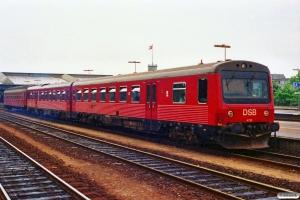 DSB MR/D 25+A som Re 3640 Fa-Es. Fredericia 07.06.1991.