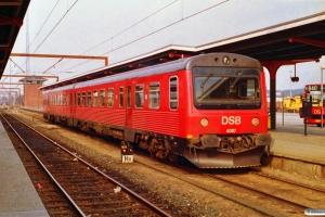 DSB MR/D 97 som Re 2824 Od-Svg. Odense 09.04.1994.