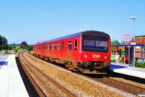 DSB MR/D 72 som RV 3141 Ngf-Ab. Hinnerup 27.06.1995.